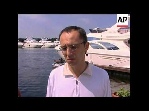 Russia's rising billionaires