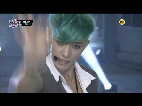 EXO (엑소)- Growl (으르렁), WOLF  (늑대와 미녀 ) + Why So Serious? [LIVE]