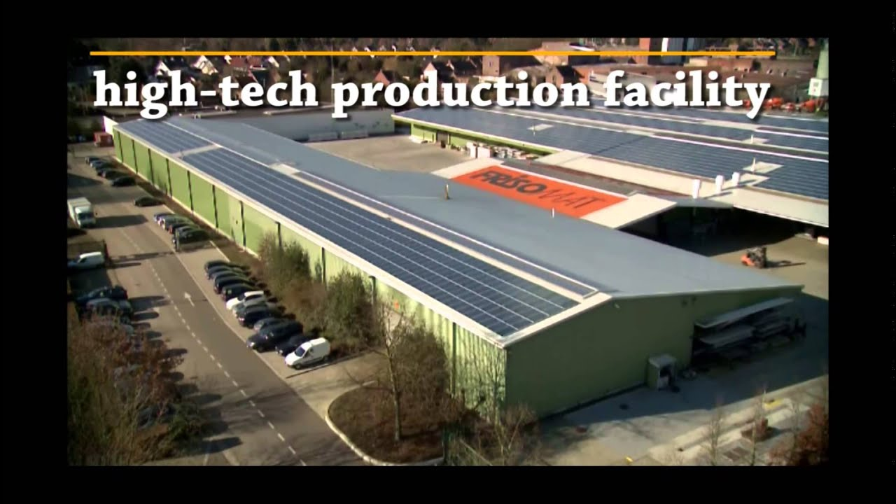 Frisomat Invests In 6000 Solar Energy Panels On The