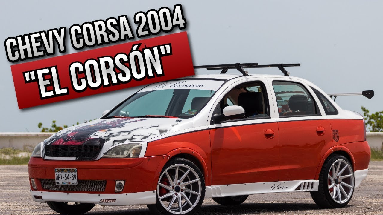 chevrolet corsa tuning el cors n youtube. Black Bedroom Furniture Sets. Home Design Ideas
