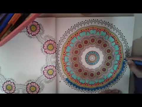 Mandala Boyama Bahar Ezgileri 2 Bölüm Youtube