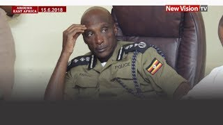 Around East Africa:Uganda's ex police chief detained