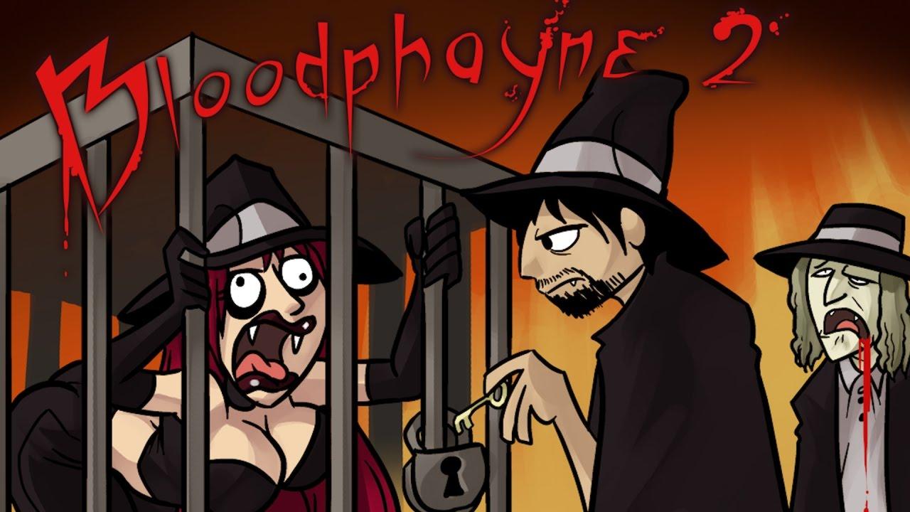 Bloodrayne 2 Deliverance Phelous Youtube