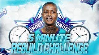 5-minute-rebuilding-challenge-2020-charlotte-hornets-in-nba-2k19