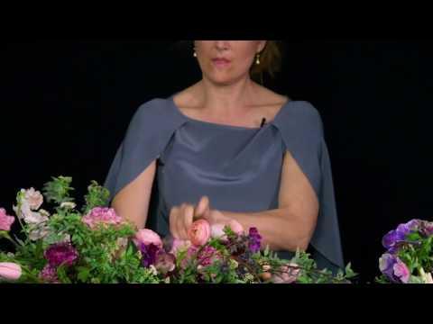 Flower Arranging With Ariella Chezar