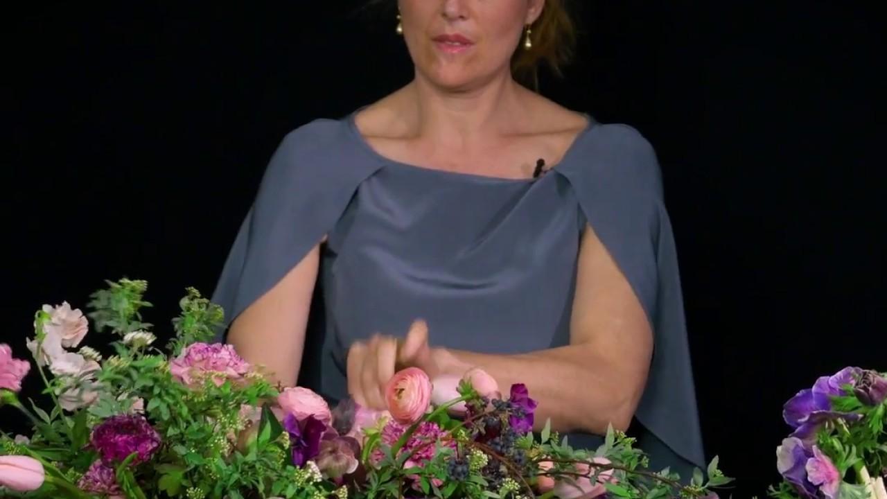 Flower Arranging With Ariella Chezar Youtube
