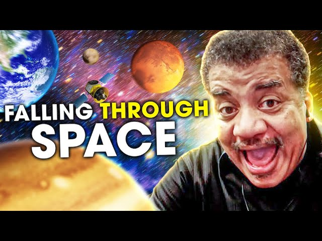 Neil deGrasse Tyson Explains Achieving Orbit