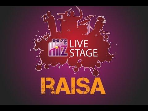 Live Stage 96.7 HITZ FM | Raisa - LDR