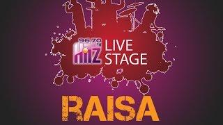 Video Live Stage 96.7 HITZ FM | Raisa - LDR download MP3, 3GP, MP4, WEBM, AVI, FLV September 2018