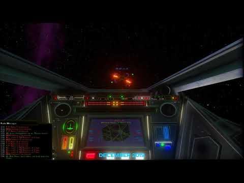 X-Wing Alliance Game - Test Flight 12 2019