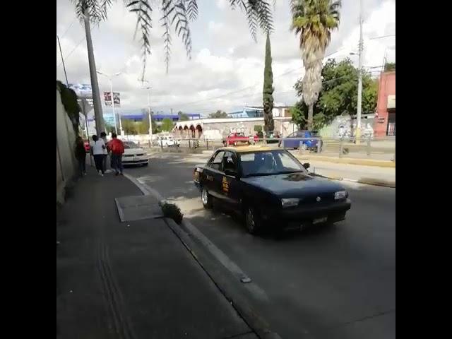El paso de la muerte peatonal