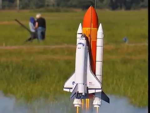 rc space shuttle landing - photo #31