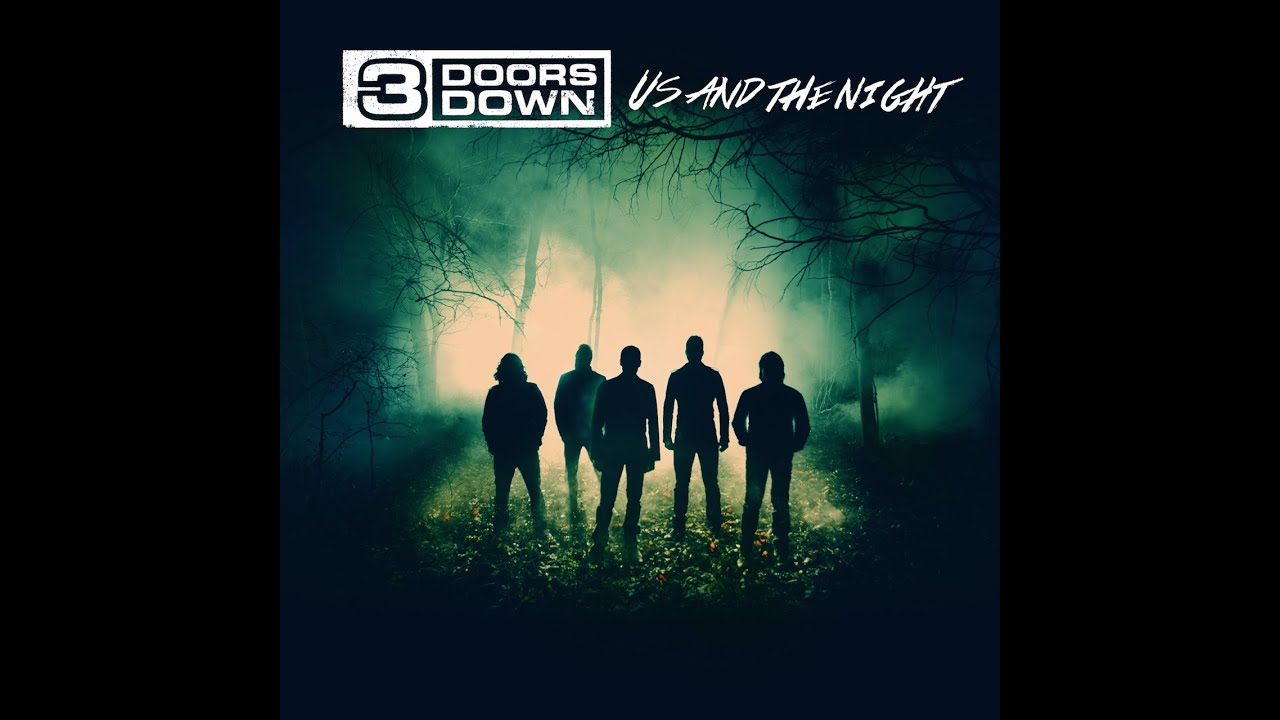 Öreg rocker nem vén rocker! - 3 Doors Down – Us And The Night (2016)