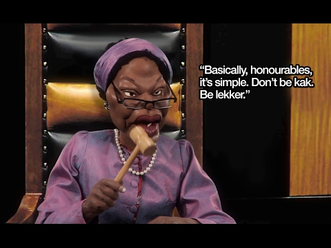 Unparliamentary Language