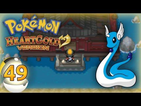 Pokémon HeartGold - Episode 49 - Dragon's Den