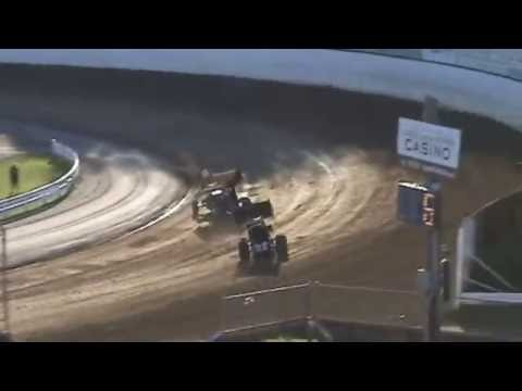Skagit Speedway, Dirt Cup 2016, Night 2, ASCS National Series Heat Races 1,2,3,4 and 5