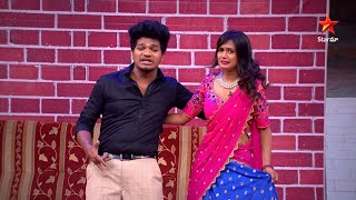 Mee Sunday adbhutamga undataniki, entertain avvataniki ma prayatnam  #ComedyStars Sunday at 1:30 PM