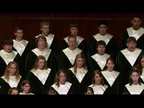 Wisconsin Lutheran College Christmas Concert | Program | 2010
