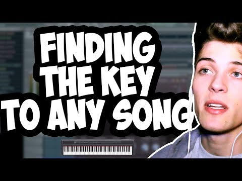 How To Find The Key Of A Song