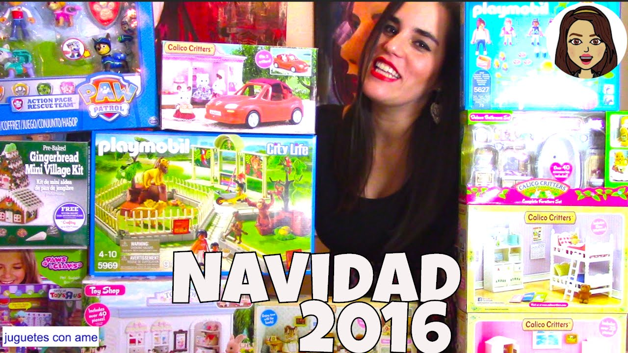 Regalos En Para 2016 Con Ame Y Toys Niños Us R Navidad Juguetes Walmart N8XPkn0wOZ