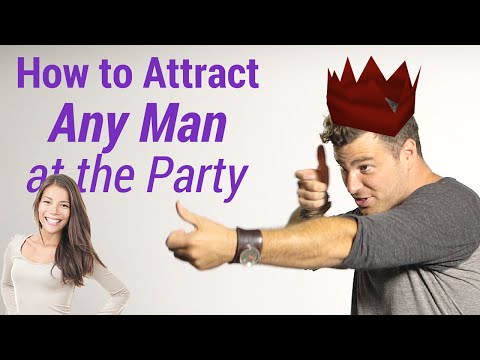 How to Attract Any Man at the Party - hqdefault