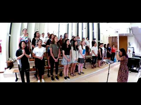 All Heaven Declares  OLPS Combined Choir 2018 Ascension