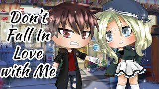 """Dont Fall in Love with Me"" -GACHA LIFE GACHAVERSE MINI MOVIE-LOVE STORY-[Seym_DNA]"
