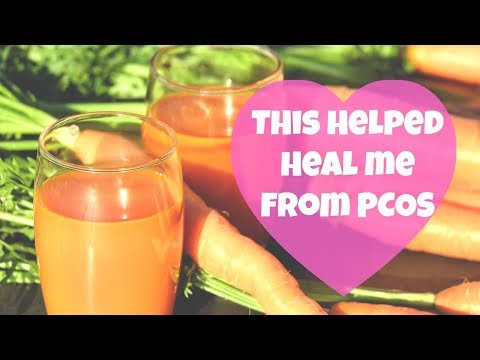 This Helped Heal me from PCOS| By: What Chelsea Eats