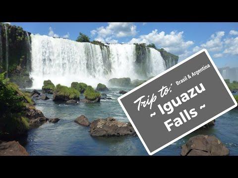 TRAVEL VIDEO #2: IGUAZU FALLS [ HD ]