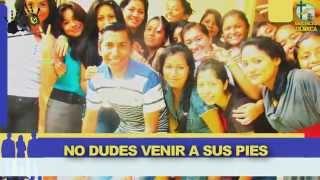 CANTO TEMA - EL LLAMADO VIENE DE DIOS -TALLER DE LIDERZGO JUVENIL 2015 -