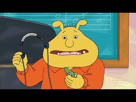 TFW You Listen To Kanye West - Lift Yourself - Scoop De Whoop With Binky And Arthur!