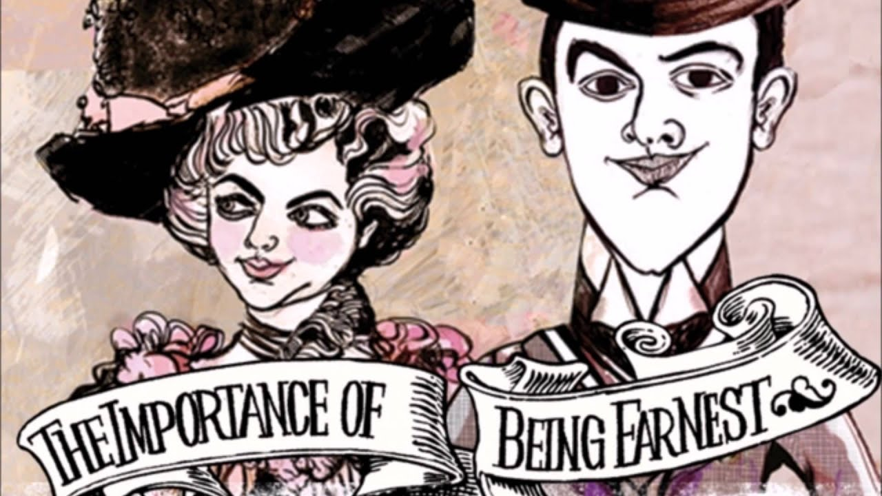 importance of being earnest act 1
