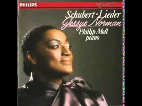 V6.12 Jessye Norman  Schubert Lieder