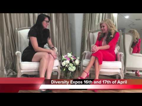 Real Housewives of Melbourne - Gamble Breaux - Diversity Expos