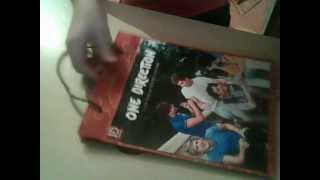 How to make One Direction gift bag
