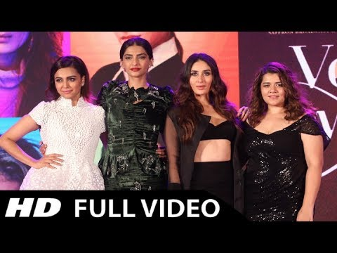 Veere Di Wedding Music Launch UNCUT - Kareena Kapoor, Sonam