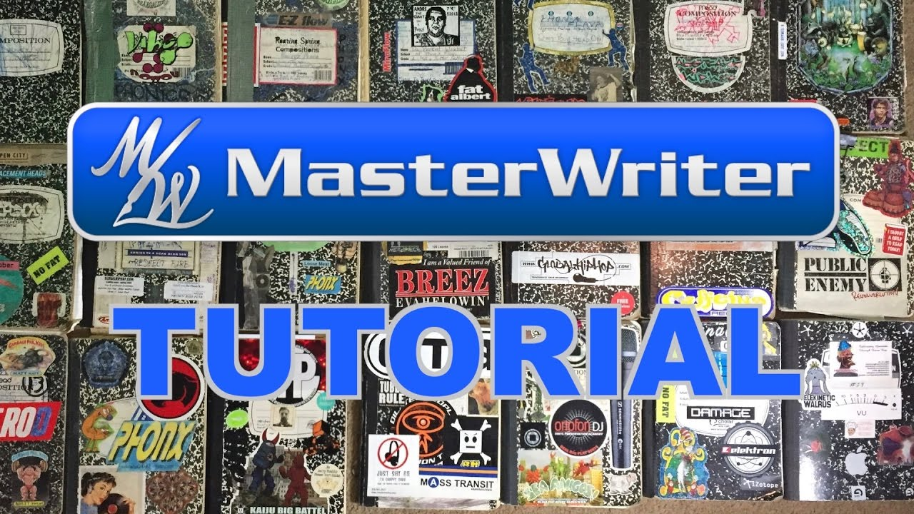 masterwriter tutorial overview masterwriter 3 tutorial overview