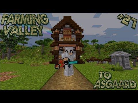 Farming Valley Modded Minecraft LP EP #27: Making Money Hand over Fist