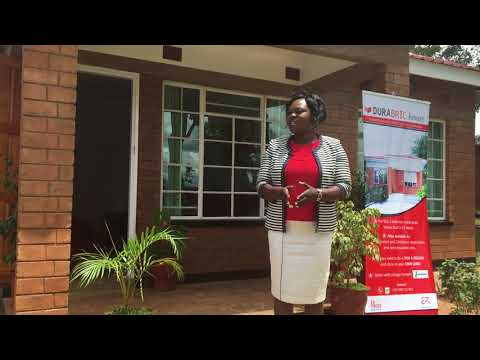 DURABRIC Homes launches in Malawi