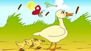 Un canard a dit à sa cane : « ricane, ricane»