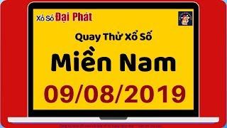 QUAY TH XSMN 982019 - Quay Th Gi Hong o Min Nam