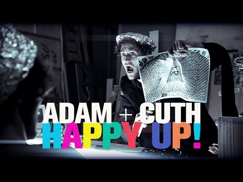 Adam + Cuth - Happy Up! Official Video