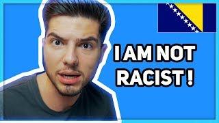 Bosnian Reacts To Joyner Lucas - I'm Not Racist