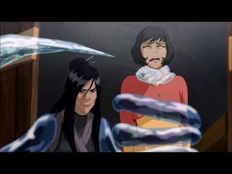 The Legend of Korra Ming Hua