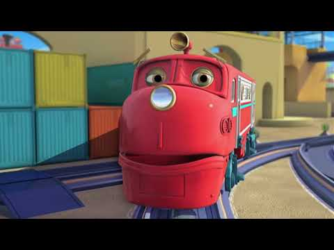 Chuggington - Nurse Wilson Clip - Cartoons for chidren
