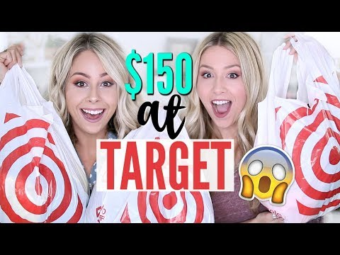 What $150 Buys You at TARGET HAUL +NEW TARGET LINE