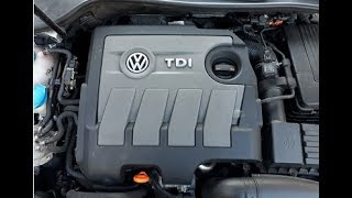 MotorSound: VW Golf 6 1.6 TDI CAYC 105 PS