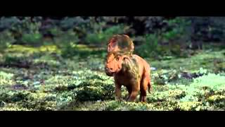 Walking With Dinosaurs 3D Official Japanese Trailer 2013) HD