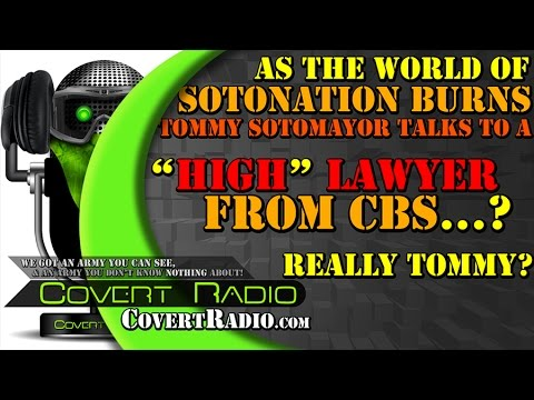 "How DEEP does The ILLUSION go Tommy? Now a ""LAWYER FROM CBS"" is on The Case? WTF!?"