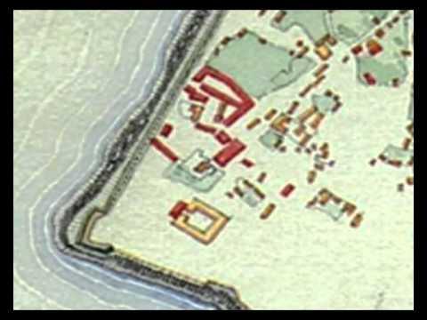 Наидена старая карта Анапы